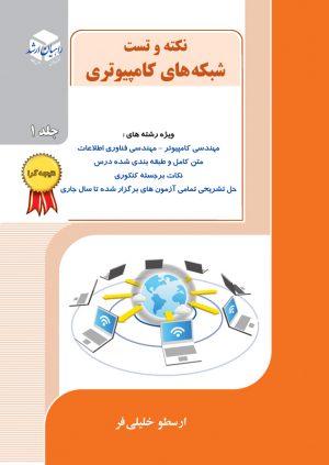 شبکه های کامپیوتری ,کنکور ارشد, مهندسی کامپیوتر, مهندسی فناوری اطلاعات